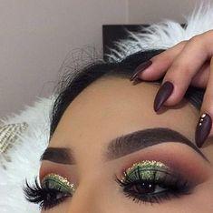 Eye Makeup Tips – How To Apply Eyeliner – Makeup Design Ideas Glam Makeup, Day Eye Makeup, Makeup On Fleek, Cute Makeup, Pretty Makeup, Skin Makeup, Makeup Inspo, Makeup Inspiration, Beauty Makeup