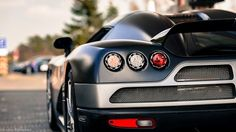 Koenigsegg CCXR *wolf whistles*