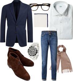 British Style — dresslikea:  Short guide - The Navy Blue Blazer...