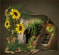 Obrázky třpyt 1 | Tvoření Grapevine Wreath, Grape Vines, Wreaths, Autumn, Pretty, Plants, Blog, Painting, Decor