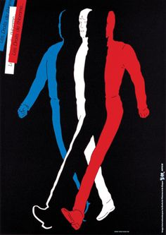 Shigeo Fukuda, Japan, Illustrations repinned by Awake — http://designedbyawake.com