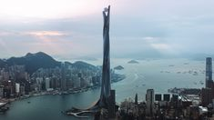Blockbuster movie Skyscraper centres around a fictional supertall tower that is intended to be as realistic as possible, according to architect Adrian Smith The Towering Inferno, Peliculas Online Hd, Adrian Smith, Picture Company, Hongkong, Dwayne The Rock, Science Fiction Books, Mississippi, Modern Architecture