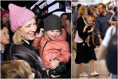 Cate Blanchett`s adopted daughter Edith Upton