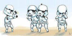 Star Wars fanart by oomizuao