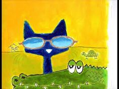 Pete the Cat and His Magical Sunglasses - YouTube
