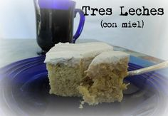 #glutenfree Tres Leches with #homemade sweetened condensed milk