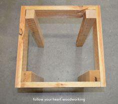 Making Pallet Tables :: Hometalk