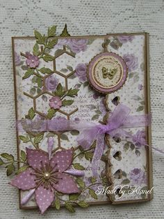 Cheery Lynn Designs Blog: Booklet card - Kianel