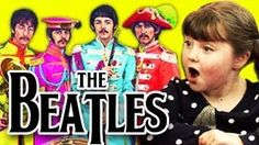 KIDS REACT TO THE BEATLES, via YouTube.