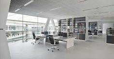 Good way to personalise a large open plan office