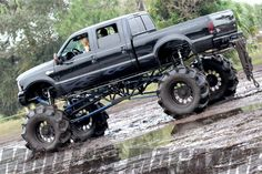 jacked up chevy trucks pictures Jacked Up Chevy, Jacked Up Trucks, Cool Trucks, Big Trucks, Chevy Trucks, Pickup Trucks, Redneck Trucks, Truck Lift Kits, Dodge Diesel Trucks