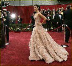 Penelope Cruz - Atelier Versace 2007