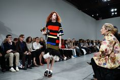 Proenza Schouler Spring 2017 Ready-to-Wear Fashion Show Atmosphere