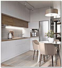 39 Amazing Luxury Kitchens Design IDeas WIth Modern Style