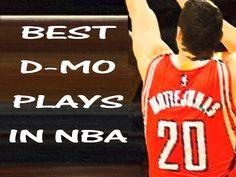 Donatas Motiejunas Best Plays So Far in NBA