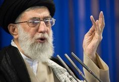 Iran's Khamenei threatens to 'set fire' to nuclear deal if West violates