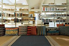 modern home library | Lovely Houses Made With A Modern Design furniture Modern Made Lovely ...