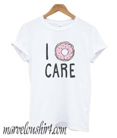 be9a56d9a Men's I Donut Care Short Sleeve Graphic T-Shirt - Light Blue 2XL | Products