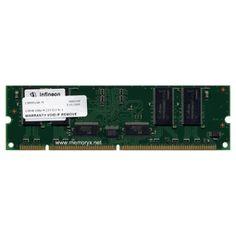 128MB Dell PowerEdge PC133 ECC Registered DIMM (p/n 311-1101)