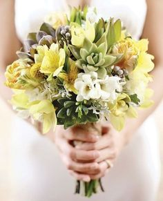 Ideias de buquês de flores