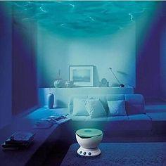 conduit lampe de projection Daren vagues de projecteur nuit projecteur de lumière de l'océan avec haut-parleur de 2352684 2016 à $30.57