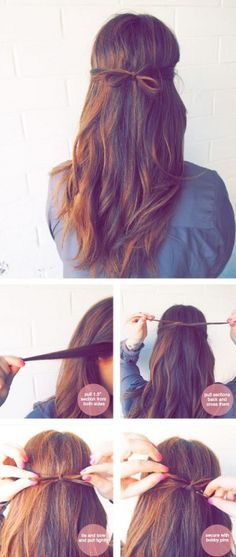 Hairstyles For Busy Mornings3