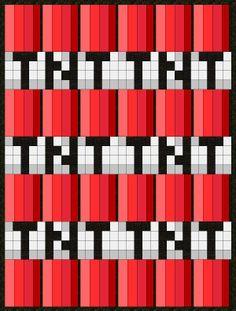 Minecraft quilt??