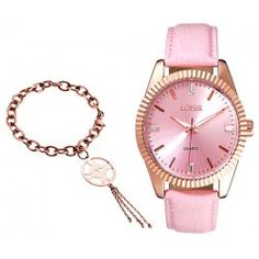 WOW! Veel korting op dit prachtige setje van LOISIR horloges en sieraden! Bekijk snel de website voor meer informatie