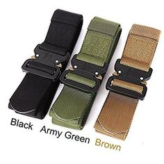 Apparel Accessories Enthusiastic New Cobra Buckle Tactical Belt 3.8cm High Quality Nylon 125cm Casual Braided Belt For Men And Women Military Training Belt