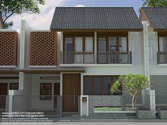 Minimalist Home Plan Zone Di Jakarta JAKARTA, Indonesia, Feb. 2020 /PRNewswire/ -- MandiToken (MnI) announces their partnership acceding with FMW Media, aiming to accretion all-around Brick House Designs, Modern House Design, Modern Tropical House, Tropical Houses, Modern Exterior Doors, Exterior House Colors, Facade House, House Roof, Model House Plan