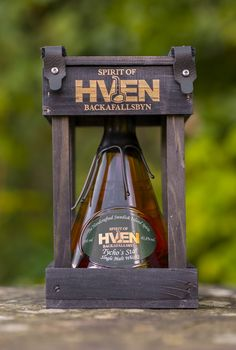Review #526    From the little Island Hven in Sweden, comes this single malt whisky. It is named after Tycho Brahe and the supernova he di...