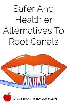 Safer and Healthier Alternatives to Root Canals                http://articles.mercola.com/sites/articles/archive/2014/05/03/root-canal-alternative.aspx?x_cid=20140503_lead_facebookdoc&utm_source=facebookdoc&utm_medium=social&utm_content=lead&utm_campaign=20140503