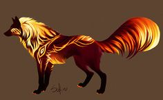 Auction - closed by Safiru on DeviantArt Fantasy Wolf, Fantasy Beasts, Dark Fantasy Art, Cute Fantasy Creatures, Mythical Creatures Art, Magical Creatures, Mystical Animals, Wolf Artwork, Wolf Spirit Animal