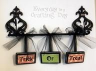 DIY Halloween : DIY Trick or Treat