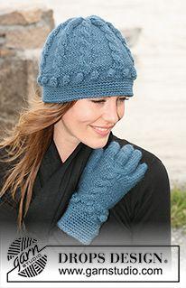Women - Free knitting patterns and crochet patterns by DROPS Design Knitting Patterns Free, Free Knitting, Free Crochet, Free Pattern, Knit Crochet, Crochet Patterns, Crochet Hats, Drops Design, Magazine Drops