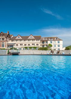 The 4* Woolacombe Bay Hotel.