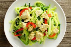 Vegetable Pasta de Jessica Alba
