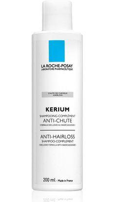 Kerium Anti Caída. Descubre los Tratamientos La Roche Posay para el Cuidado de todo tipo de Pieles. Consejos Dermatológicos La Roche Posay