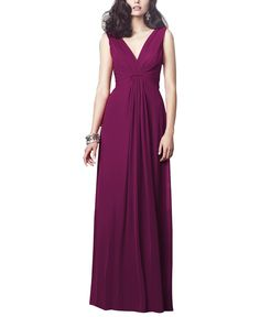 MERLOT (Caitilin & Whitney) Dessy Collection Style 2907