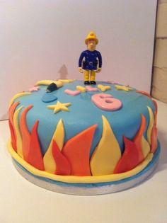 Fireman Sam cake #fireman #sam #episodes