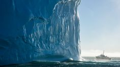 Айсберг, Южная Георгия, Атлантический океан, путешествие, туризм, океан…