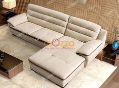 Sofa da đẹp Hà Nội SFD-035
