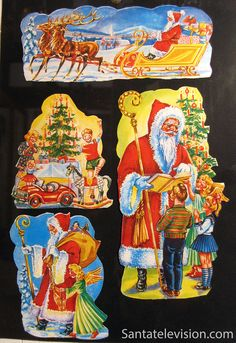 Photo: Gingerbread museum in Gertwiller, Alsace in France – Gingerbread museum in France - old images of Santa Claus in Gertwiller Alsace France, Santa Claus Images, Christmas Destinations, Museum, Old Images, Silent Night, Time Of The Year, Gingerbread, Merry Christmas