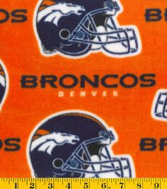 Denver Broncos Fleece Handcrafted Blanket Sets by CountrySnuggles on Etsy https://www.etsy.com/listing/239949798/denver-broncos-fleece-handcrafted