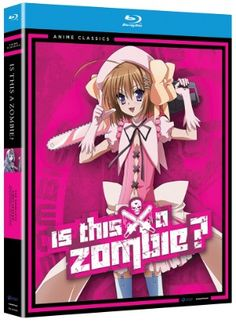 Is this A Zombie? DVD/Blu-ray Complete Series (Hyb) - Anime Classics