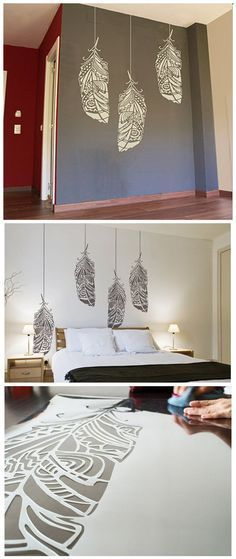 12 Awesome Wall Décor Ideas To Make Up Your Home