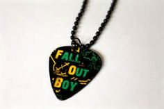 falling in reverse guitar pick necklace - - Yahoo Image Search Results