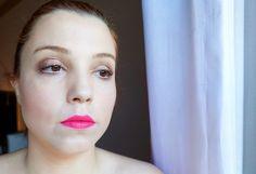 Tutorial da Semana: Olho marrom e batom MAC Relentlessly Red