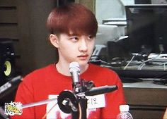 Devil D.O... XD << Totally okay with this devil>> turn up Satansoo-ah