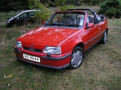 Vauxhall Astra Mk 2 Gte Convertible - http://classiccarsunder1000.com/archives/20507
